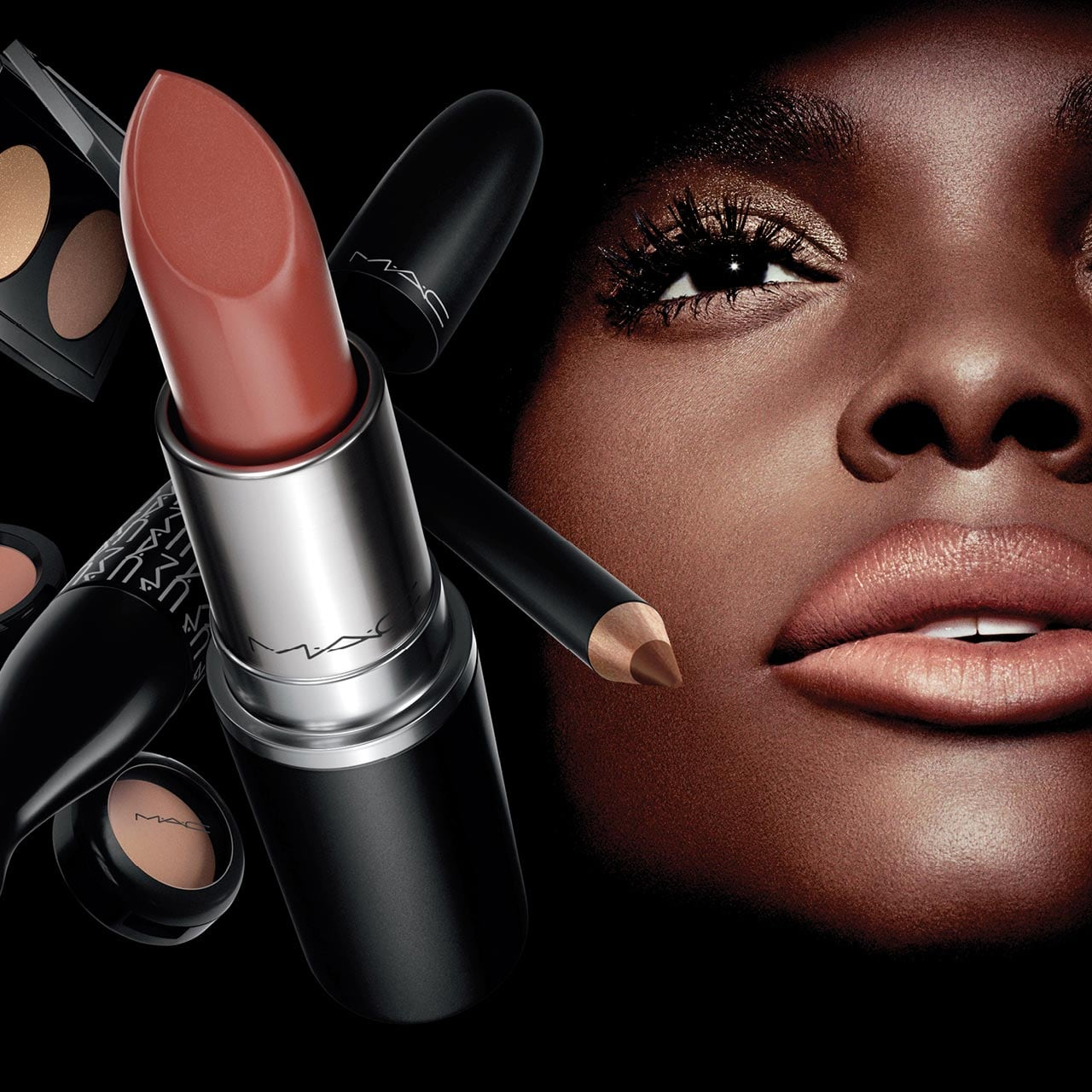 All other personal data available from your Facebook public profile will not be collected by MAC Cosmetics. If you disagree with the options offered by Facebook, please click on