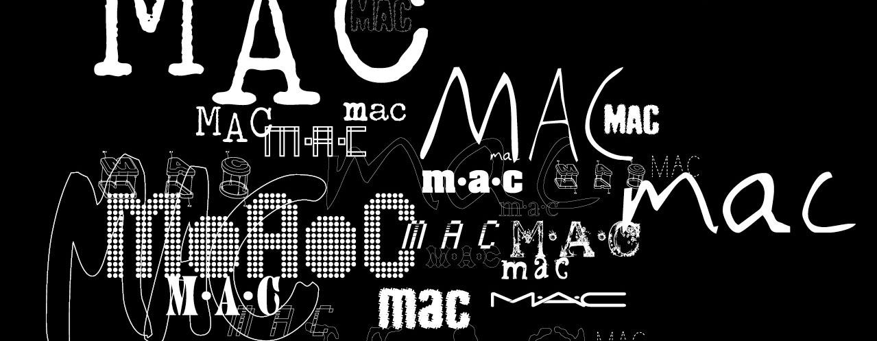 mac cosmetics motto