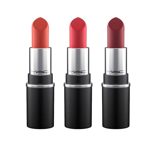 Mini M‧A‧C Red Lipstick Trio