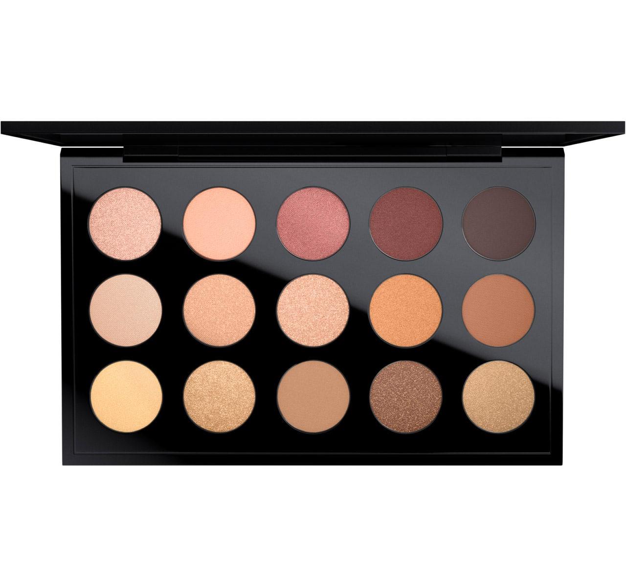 Eye Shadow x15: Warm Neutral | MAC Cosmetics - Official Site