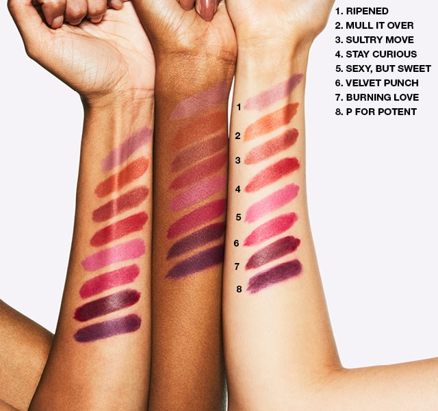 Powder Kiss Lipstick by MAC #8